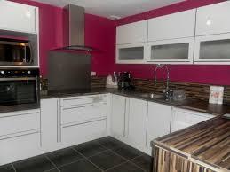 deco cuisine blanche et grise cuisine blanche et 2017 avec idee deco cuisine blanc et des