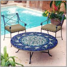 Mosaic Patio Furniture Mosaic Patio Table Top Replacement Patios Home Design Ideas Patio
