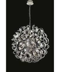 Tiffany Chandelier Elegant Lighting 2068g43 Tiffany 43 Inch Wide 30 Light Large