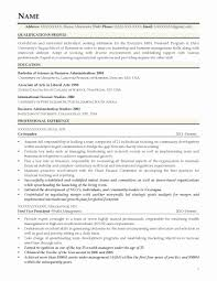 mba application resume format resume format mba international business fresh resume format for