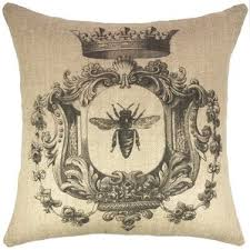 french postale pillow wayfair