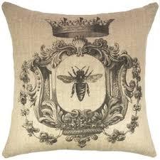 Burlap Decorative Pillows French Postale Pillow Wayfair