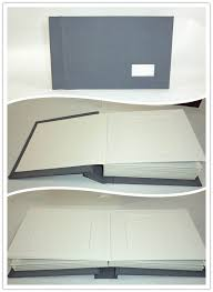 Photo Pages 4x6 Handmade Paper Black Photo Album Latest Wedding Photo Book