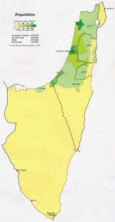 Isreal Map Nationmaster Maps Of Israel 41 In Total