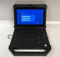 Dell Rugged Laptop Latitude 12 7214 Rugged Extreme Laptop I5 6300u 8gb 256gb Ssd W10p