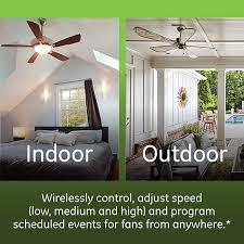 fans that work with alexa 6 best smart wifi ceiling fans 2018