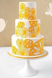 gallery of summer wedding cakes
