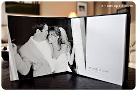 Leather Bound Wedding Albums 4 Best Images Of Leather Bound Wedding Albums Ivory Leather