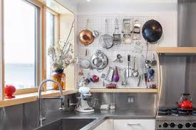 kitchen pegboard ideas 5 tips for hanging a kitchen pegboard kitchn