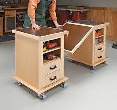 Plywood Garage Cabinet Plans Workshop Storage Woodsmith Plans