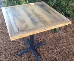 reclaimed wood restaurant table top wire brushed oak reclaimed reclaimed wood restaurant table top wire brushed oak