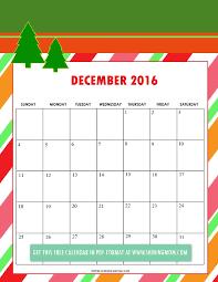 printable december 2016 calendar pdf blank december 2016 calendar printable