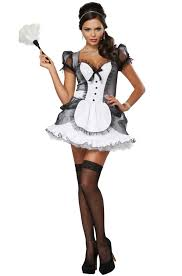 Maid Costumes Halloween French Maid Costumes Purecostumes