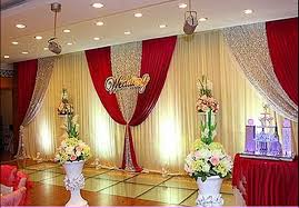 wedding backdrop on stage wholesale and retail 3x6m white and wedding backdrop curtain