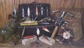 antique fishing collectibles i want to buy antique fishing lures