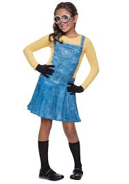 minion costumes child minion costume