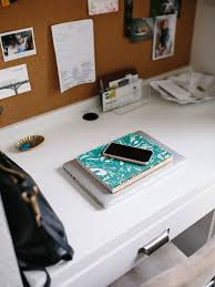Desk Organized by Margaret U0027s Office Nook How To Keep An Organized Desk The