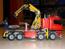 lego technic truck lego technic crane truck 8258 lego technic 8258 truck mi u2026 flickr