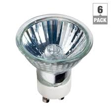 are halogen lights dimmable philips 50 watt mr16 halogen gu10 twistline dimmable light bulb 6