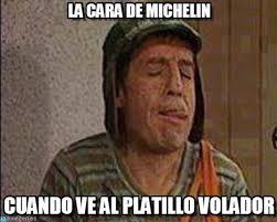 Michelin Memes - la cara de michelin chavo meme on memegen