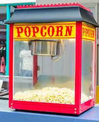 rent a popcorn machine cotton candy machine rentals nj carnival food machines