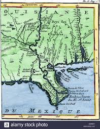 New France Map by New France 1700s Stock Photos U0026 New France 1700s Stock Images Alamy