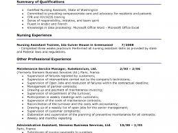 100 cna resumes samples certified nursing assistant resume