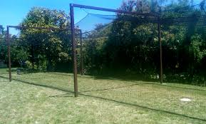 Cheap Backyard Batting Cages Sports Attack Netting Sb