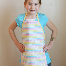 easy sew kid aprons u2013 glorious treats