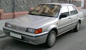 nissan sentra xe 1987 nissan sunny wikiwand