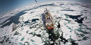 searching for leads in the opening arctic u2013 foreign policy