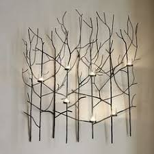 Crate And Barrel Wall Sconce Circuit Metal Wall Candle Holder Crate And Barrel