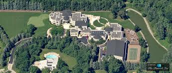 michael jordan u0027s chicago residence u2013 legend point at highland park