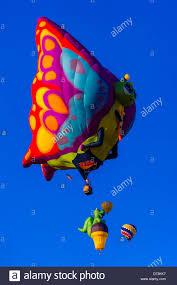 Galballoonfiesta2012 Balloon Fiesta Special Shape Balloons Stock Photos U0026 Balloon