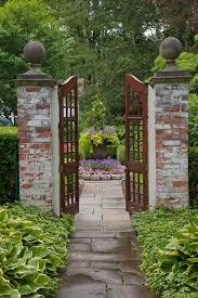 garden gate ideas exterior traditional with iron gate iron gate
