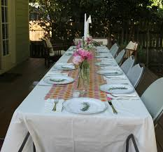 menu design for dinner party carolina charm a backyard dinner party the weekend before matt and i
