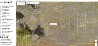 Lancaster County Gis Map Kern County Ca 40 Acres All Cash Land Endeavor