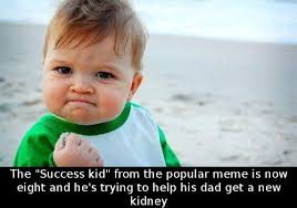 Did You Know Meme - did you know that the success kid from the popular meme is now