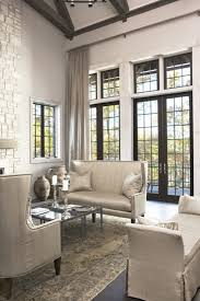 French Doors With Transom - steel french doors transitional living room sherwin williams