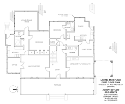 arts and crafts floor plans laurel place