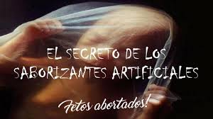 el secreto de los saborizantes artificiales youtube