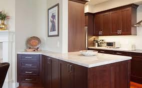 white kitchen countertops with brown cabinets premier kitchens kitchen design ideas gallery of