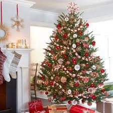 festive tree decorating ideas 2014