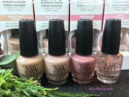 opi nail envy strength in color collection ntt89 i gel nails com