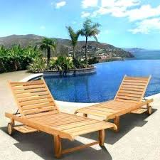 Poolside Chaise Lounge Aluminum Folding Chaise Lounge Chairs U2013 Peerpower Co