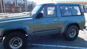 nissan patrol 1991 nissan patrol gr 1992 2 doors youtube