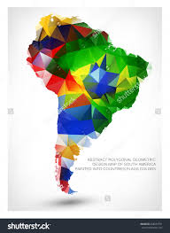 South America Countries Map by South America Continent South America Map List Of Countries In