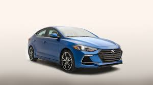 2017 hyundai elantra sport unveiled with 200 hp u0026 manual gearbox