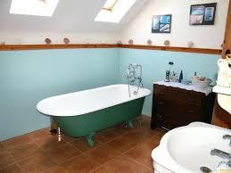blue bathroom brown vanity and design ideas u2013 buildmuscle