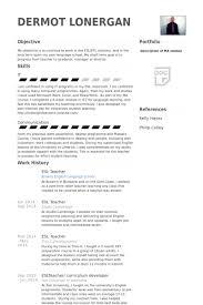 resume format for teachers freshers doc holliday esl teacher resume sles visualcv resume sles database 2018